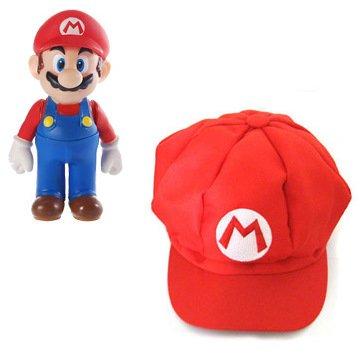 Mario Bros Caps