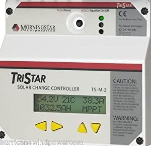 Tristar Digital Meter for Morningstar Tristar Charge Controllers from Morningstar