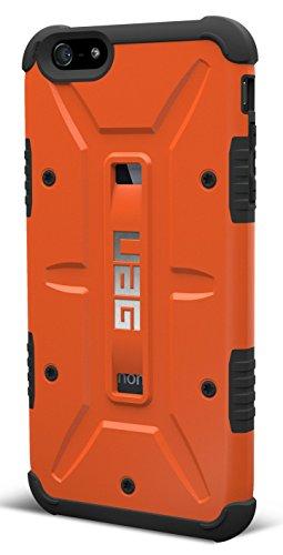 日本正規代理店品URBAN ARMOR GEAR iPhone 6 Plus (5.5インチ)用コンポジットケース オレンジ UAG-IPH6PLS-RST