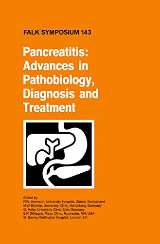 Pancreatitis: Advances in Pathobiology, Diagnosis and Treatment (Falk Symposium)