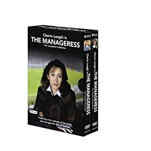 The Manageress: Complete Series [Region 2]