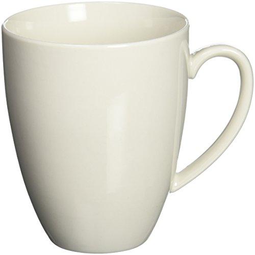 Maxwell & Williams White Basics 11.5 oz. Coupe Mug (Set of 6) P058