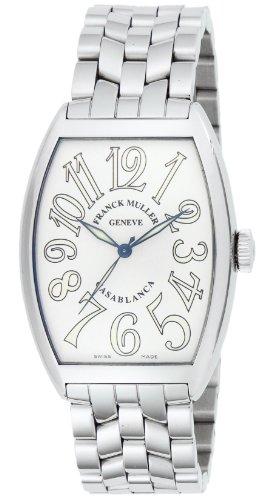 [フランクミュラー]FRANCK MULLER 腕時計 カサブランカ ホワイト文字盤  自動巻 6850COWHT メンズ 【並行輸入品】