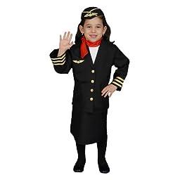 Flight Attendant Set - Size Toddler T4