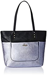Lavie Women's Handbag (Pewter-Black)