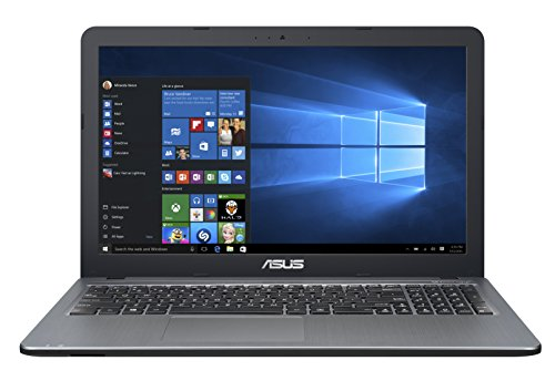 "ASUS F540LA-XX488T - Ordenador portátil de 15.6"" (Intel Core i3-5005U, 4 GB de RAM, HDD de 500 GB, Intel HD Graphics 550, Windows 10), plata gradiente"