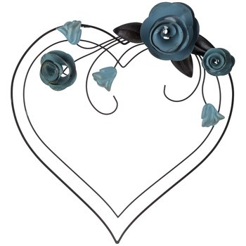 pinada-heart-with-blue-flowers-metal-17-wall-decor-decoration