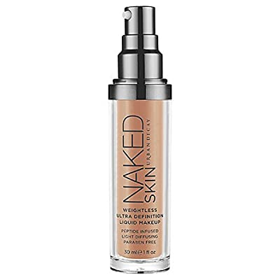 Urban Decay Naked Skin Weightless Ultra Definition Liquid Makeup 4.5 1 oz