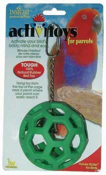 Cheap Top Quality Rubber Toy – Holee Roller For Birds (TDPS8486)
