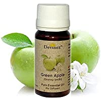 Devinez Green Apple, Sandalwood Essential Oil For Electric Diffusers/ Tealight Diffusers/ Reed Diffusers, 60ml...