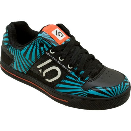 FiveTen Men's Freerider Freeride,Zebra Blue,8.5 Male US