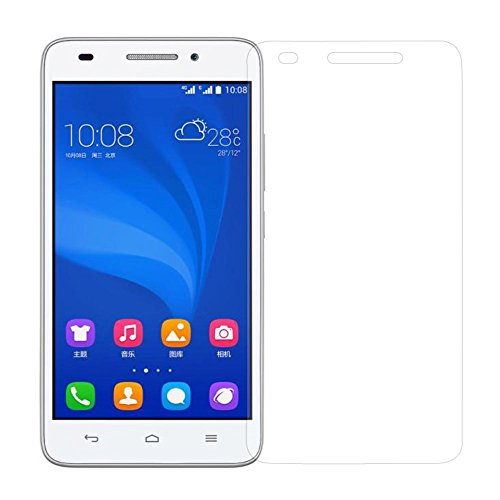SNOOGG Huawei Honor 6Full Body Tempered Glass Screen Protector [ Full Body Edge To Edge ] [ Anti Scratch ] [ 2.5D...
