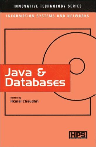 Java & Databases