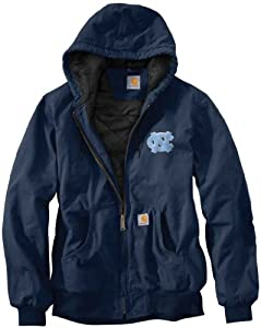 NCAA North Carolina Tar Heels Mens Ripstop Active Jacket by Carhartt