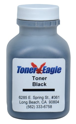 Canon Imageclass Mf8330Cdn Mf8350Cdn Black Toner Refill Kit With Chip. 100 Grams. By Toner Eagle
