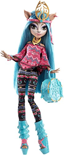 Monster High CJC61 - Bambola Isi Dawndancer Erasmus da Paura