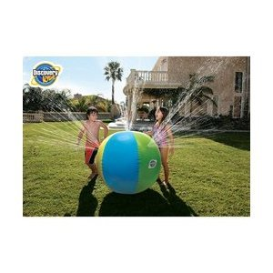 Discovery Kids Inflatable Sprinkler Ball - 36 Inchs front-395984