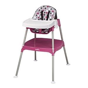 Evenflo Convertible High Chair by Evenflo