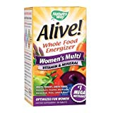 41d 7eff9vL. SL160  Natures Way Alive! Womens Multi, 90 Tablets