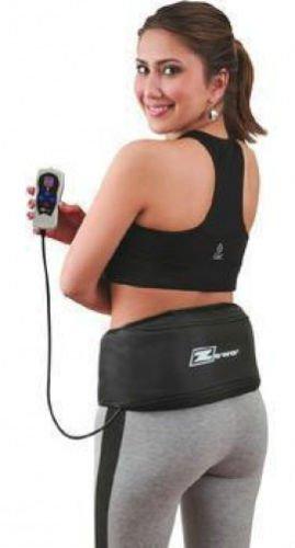 Spa Buddy Massage Belt Massaging Back Shoulders Neck Legs Feet Heat Pad Heating