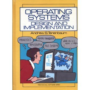 Operating Systems - Andrew S. Tannenbaum