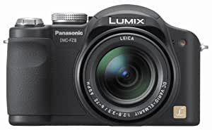 Panasonic Lumix DMC-FZ8K 7.2MP Digital Camera with 12x Optical Image Stabilized Zoom (Black)
