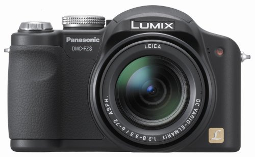 Panasonic Lumix DMC-FZ8 is one of the Best Panasonic Digital Cameras for Action Photos