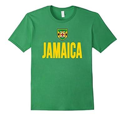 JAMAICA T-shirt 2016 Jamaican National Tee Men Women Kids