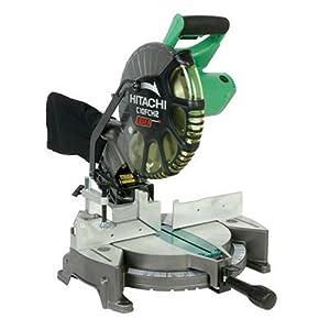 Hitachi C10FCH2 10-Inch Miter Saw with Laser