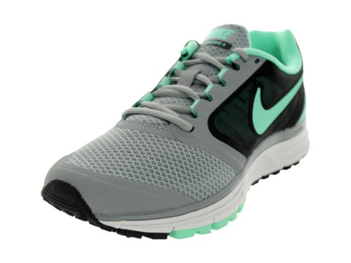 f98c1b17697 Feature of Nike Women s Zoom Vomero 8 Silver Green Glow Drk Charcoal  Running Shoe 9 5 Women US
