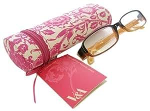V&A Top Spectacle Specs Glasses Zip Case Pouch VA1344