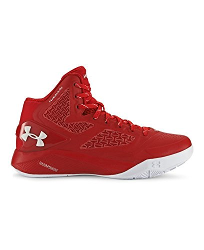 Under Armour Big Boys' Grade School UA ClutchFit Drive 2 Basketball Shoes 4