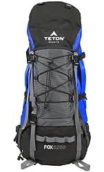 TETON Sports FOX5200 Internal Frame Backpack