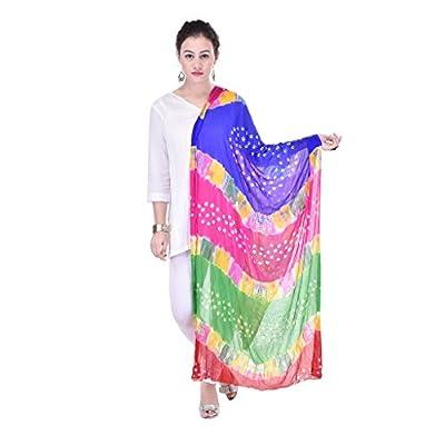 Veera Paridhaan Multi Colour Printed Dupatta