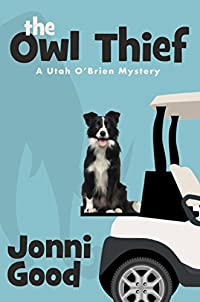 The Owl Thief: A Utah O'brien Mystery by Jonni Good ebook deal