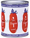 San Marzano Crushed Tomatoes, 28oz (Pack of 12)