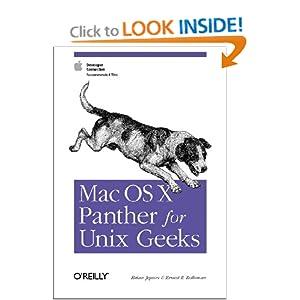 Mac OS X for Unix Geeks, 4th Edition