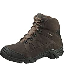 Wolverine Mens Ridgeline-Lo Hiking Brown Leather Boot 10 M US