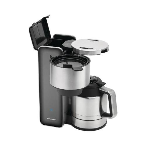Panasonic-8 cup Coffee Pot Smoke