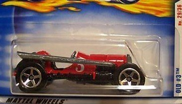 Mattel Hot Wheels 2001 First Editions Old #3 (No. 29/36)