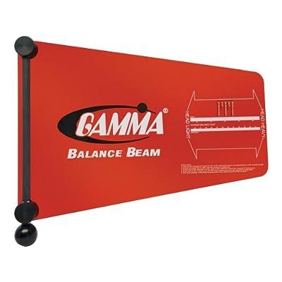 Gamma Racquet Balance Beam, Red
