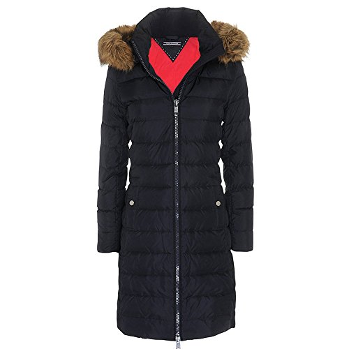 Tommy Hilfiger Tyra Down Coat - Navy