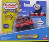 Thomas & Friends - Take-n-Play - The Fat Controller's Musical Caboose
