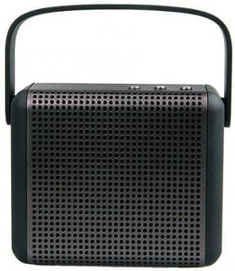 Brown BOOMAX Président Bluetooth Portable de MiPow