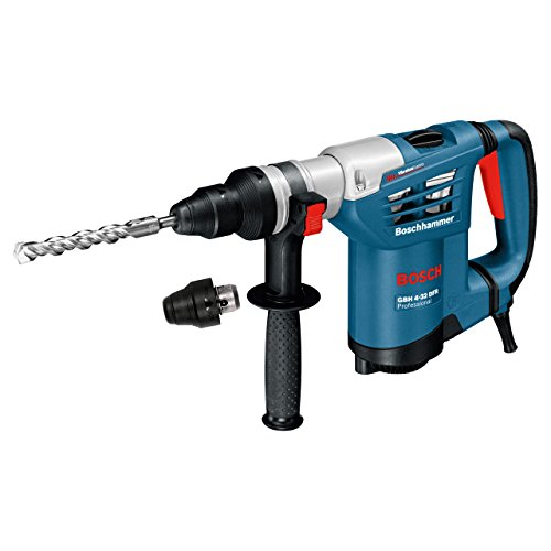 Bosch-Professional-GBH-4-32-DFR-900-W-Nennaufnahmeleistung-42-J-Schlagenergie-6-32-mm-Bohr--Schnellspannbohrfutter-SDS-plus-Koffer-Zusatzhandgriff