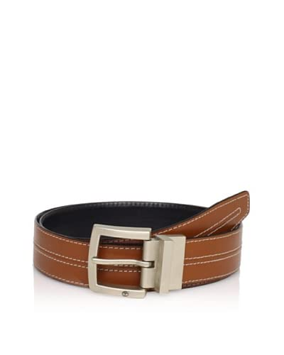 Timberland Men's 35 mm Stitch Detail Belt