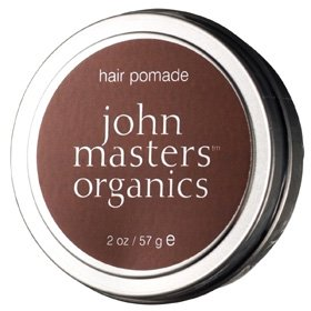 John Master Organics Hair Pomade, 2 Ounce