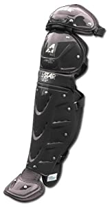 All-Star LGW145FP Women's Fastpitch Softball 14 1/2 Inch Leg Guard