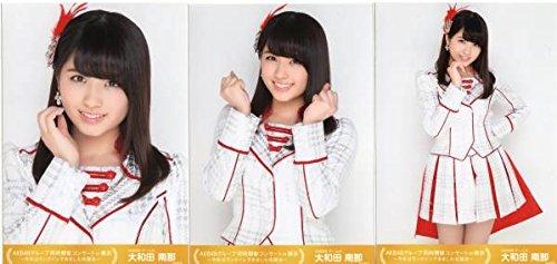 AKB48 大和田南那 ランクイン祝賀会 会場生写真 3種コンプ