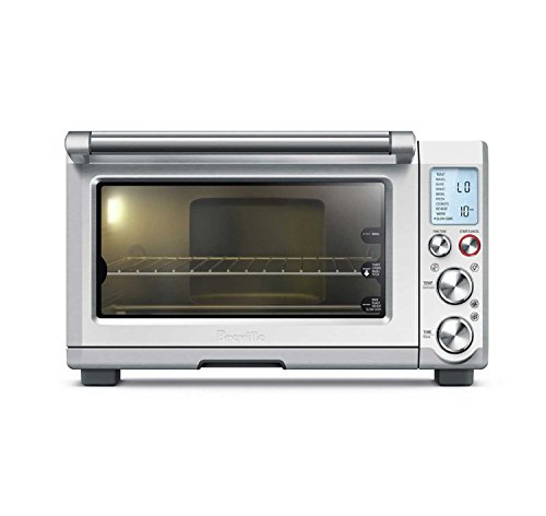 Breville BOV845BSS Smart Oven Pro Convection Toaster Oven with Element IQ, 1800 W, Stainless Steel (Convection Toaster Oven Small compare prices)